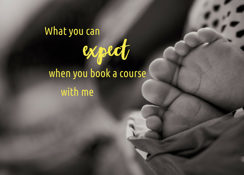 What to Expect When Booking a Blossom Hypnobirthing Course