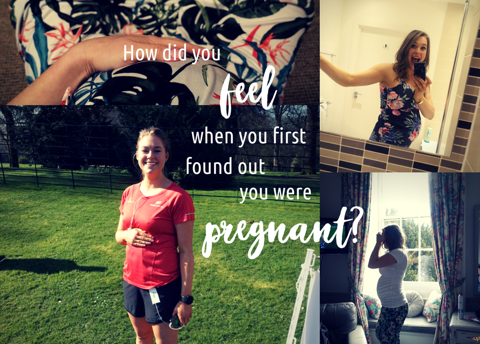 How Did You Feel When You Found Out You Were Pregnant?