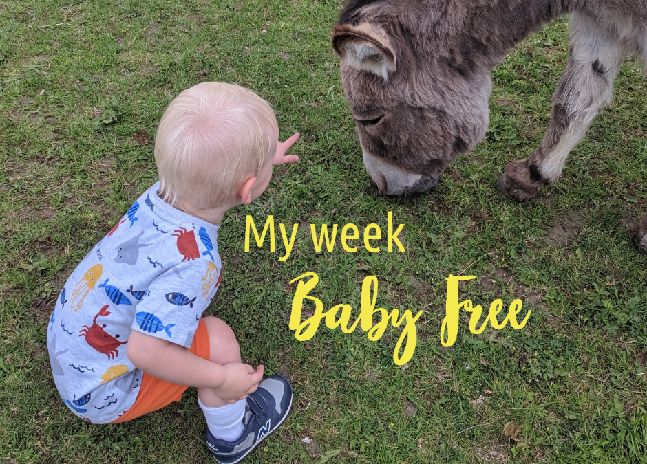 Hypnobirthing, My week baby free blog
